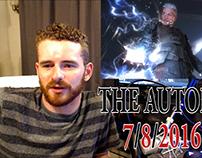 The Autopsy [Gaming Vlog] 7/8/2016