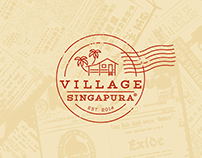 Village Singapura Identity