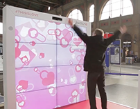 Swatch Valentines :: Interactive
