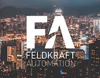 Feldkraft Automation - Branding