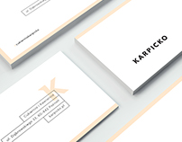 Karpicko Cukiernia - logo identity -alternative take