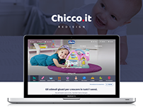 Chicco Website