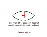 King Khaled Eye Specialist Hospital Logo2