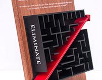 Maze Plaque