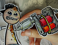 Cool Tattoo [Mini Mett]