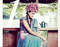 FEMINA JULY 2016 : Fashion By Numbers