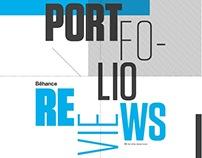 Behance Reviews Vitória