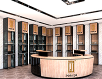 Oud and perfume shop