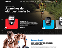Redesign - Ecommerce Compex Brasil