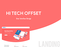 UI Design I Hi Tech Offset