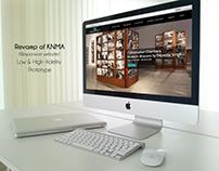 KNMA Website_Prototype