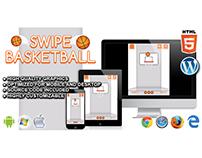 HTML5 Game: Swipe BasketBall