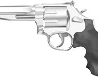 revolver mesh illustrator