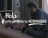 #ExtraordinariaNormalidad