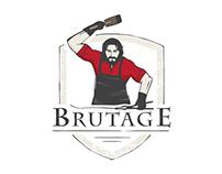 «Brutage» | logo | branding