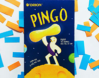 Pingo's Packaging Project