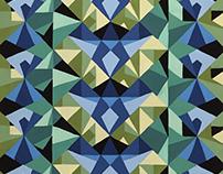 Gouache Geometric