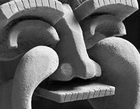 Dionysus Mask.