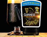 Guiness Top the Table Promotion