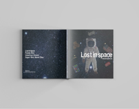 """Booklet Lp """"Lost In Space"""""""