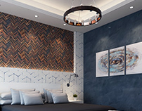 Interior , Bedroom ,Majlis