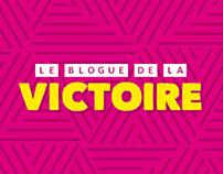 Le blogue de la Victoire
