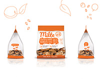 Package Design for Milte