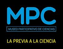 """MPC // LA NOCHE DE LOS MUSEOS """"LA PREVIA A LA CIENCIA"""""""