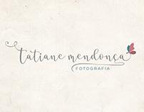 Logo Tatiana Mendonça
