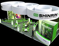 Shinrin exhibition concept