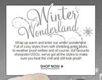 VIVALADIVA.COM Christmas Trendshop Slides