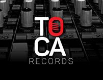 TOCA Records // Brand
