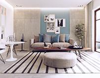 Apartment Design - Via Mengoni