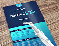 How Dental Vibe Works Infographic