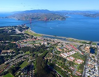 Presidio Parkway & Tunnels, San Francisco, CA