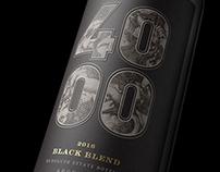 4000 Black Blend