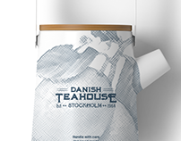Danish Tea House Branding