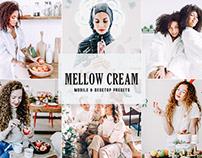 Free Mellow Cream Mobile & Desktop Lightroom Presets