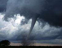 Career as meteorologist