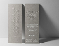 Civic Tower | Brand Identity