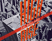 High Rise illustrated cover