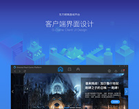 G-Game WEB Design