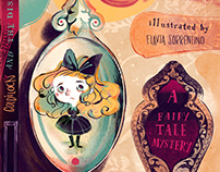 Book cover projet- Goldilocks and ...