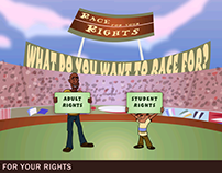 Newseum Interactive Newsroom: Race for your Rights