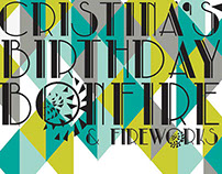 Cristina's Birthday