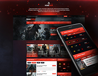 GameAddict - Wordpress Theme
