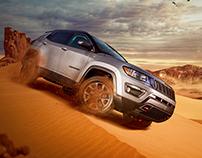 Jeep // Desert
