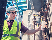 Industrial Water Treatment Company Promotional Imagery