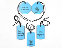 Make Your Own Bag Tag