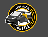CentroAmerica Shuttle - Logo Design